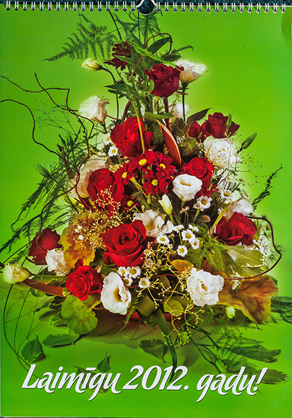 Ziedu kalendārs