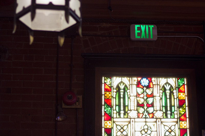 Bar Exit | Meghan Stark