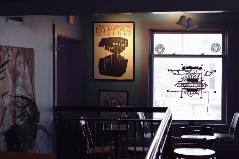 Rochambo Upstairs | Meghan Stark