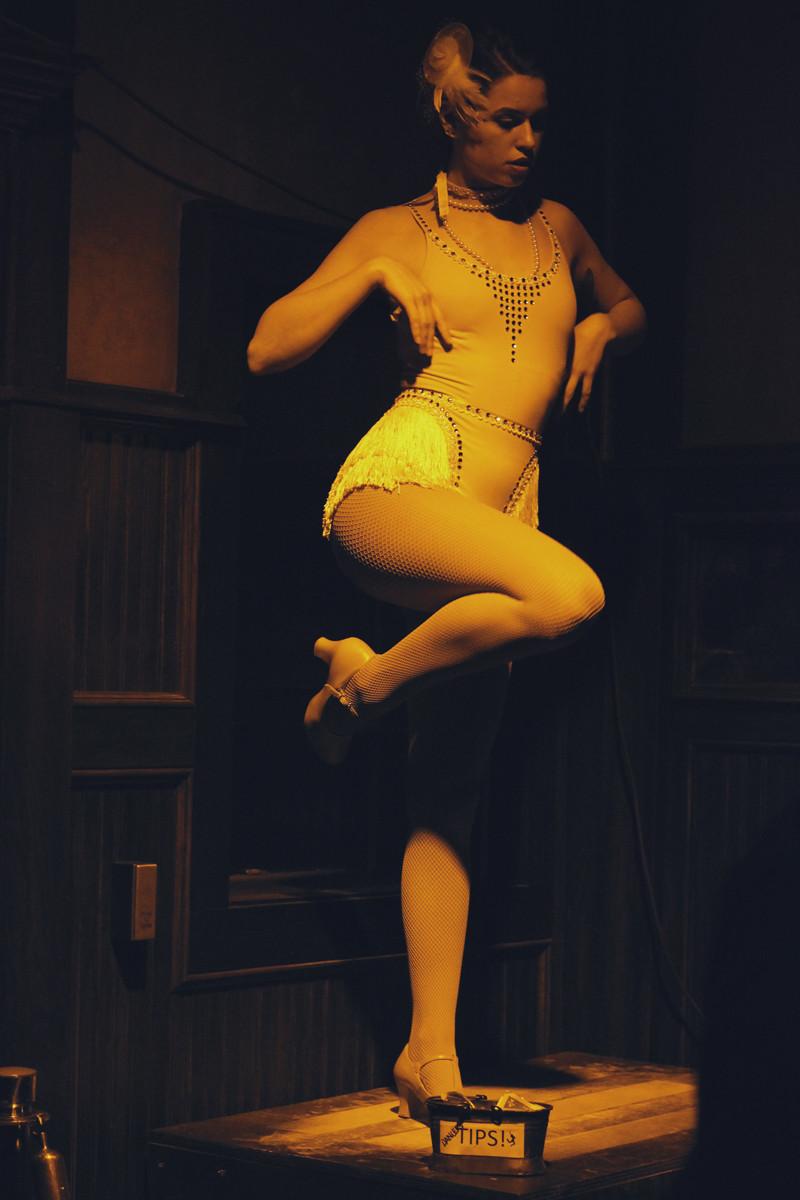 Karen Dancing | Meghan Stark