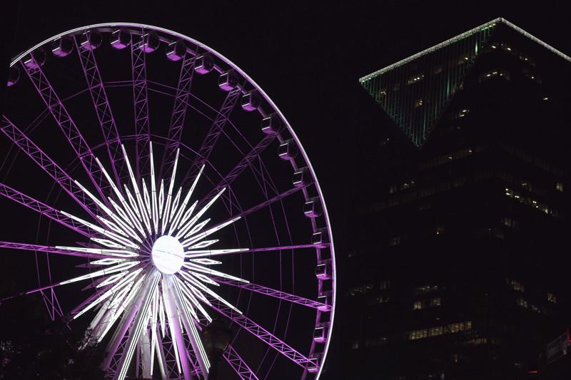 Atlanta Ferris Wheel | Meghan Stark
