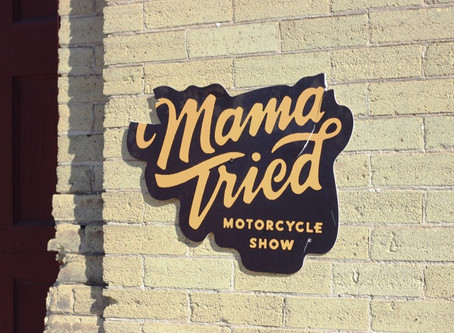 [CANCELED] Mama Tried Motorcycle Show 2020