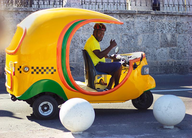 Yellow Cab - Meghan Stark