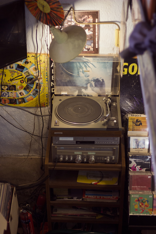 Amsterdam Records | Meghan Stark