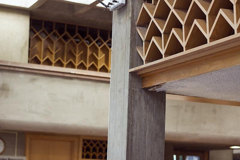 Botanic Woodwork Denver Botanic Gardens | Meghan Stark