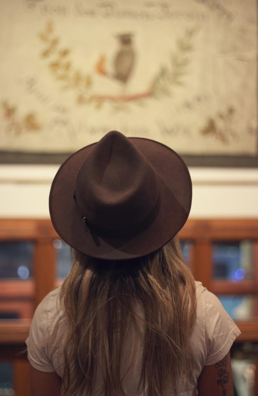 Jaco Hat | Meghan Stark