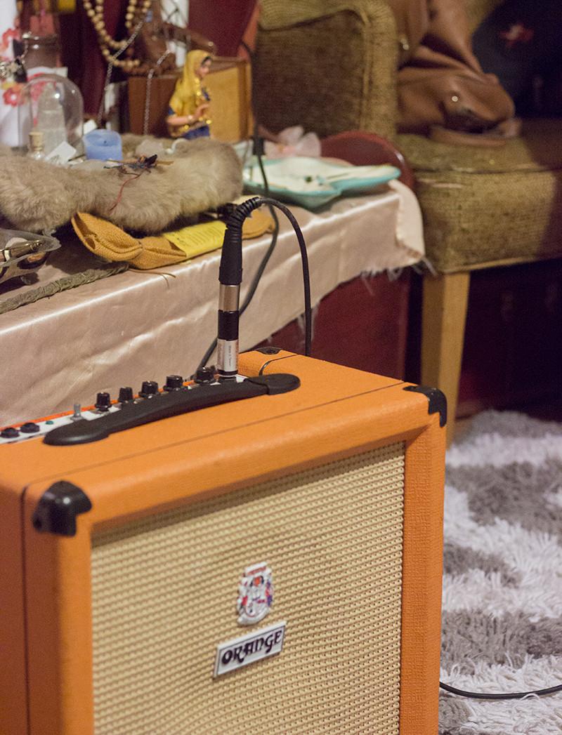 Orange Amp | Meghan Stark