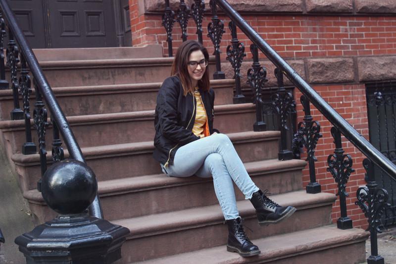 Brooklyn Stoop | Meghan Stark