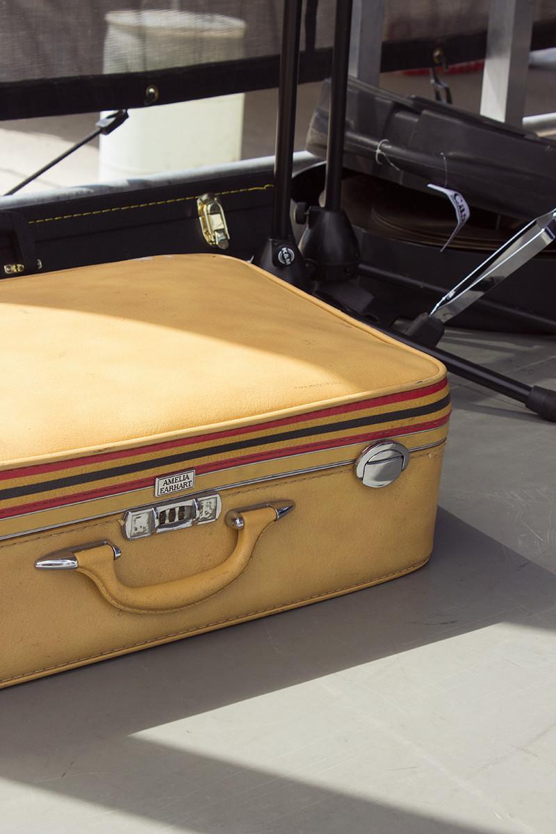 Abby Jeanne Suitcase | Meghan Stark