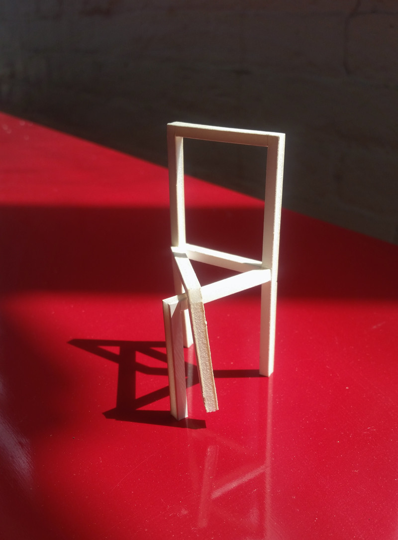 Takeshi Chair | Meghan Stark
