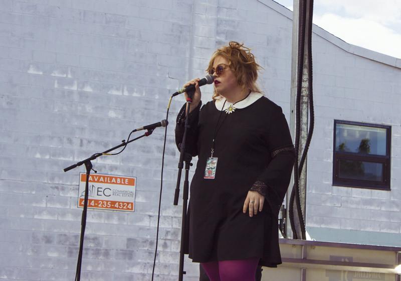 Abby Jeanne Milwaukee 88.9 Block Party | Meghan Stark