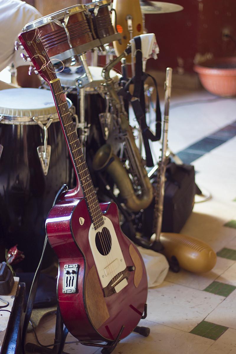 Havana Instruments - Meghan Stark