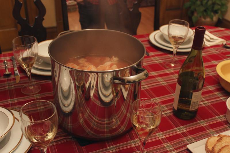Italian Christmas Eve Dinner | Meghan Stark