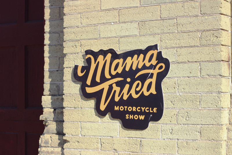 Mama Tried Sign | Meghan Stark