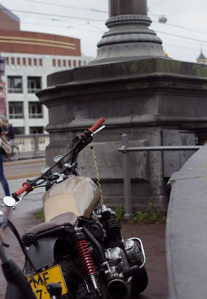 Motorcycles Abroad | Meghan Stark