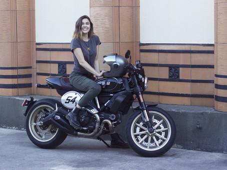 Scrambler Ducati: Cafe Racer