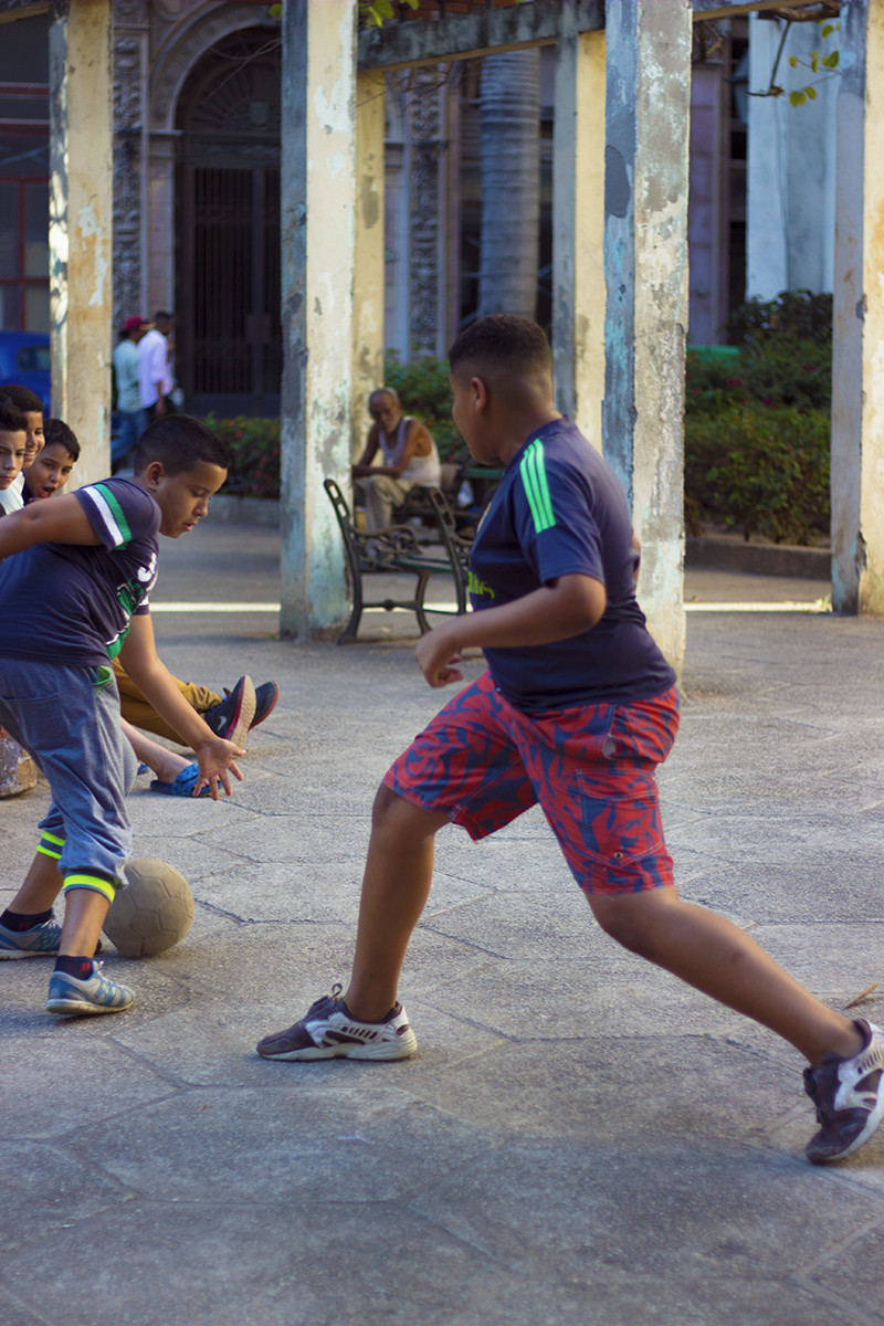 Havana Football - Meghan Stark