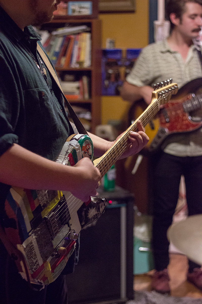 Palmer Shaw Guitar | Meghan Stark