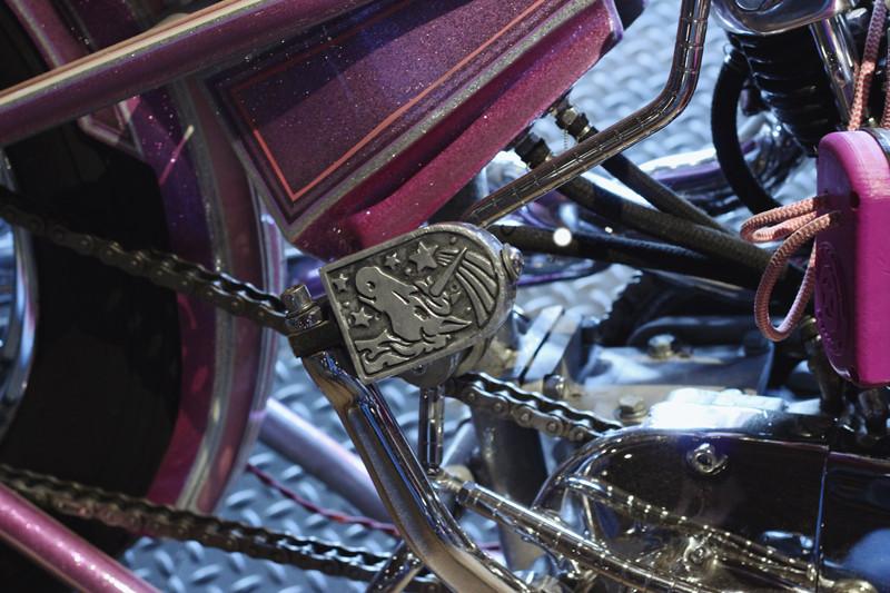 Unicorn Motorcycle | Meghan Stark