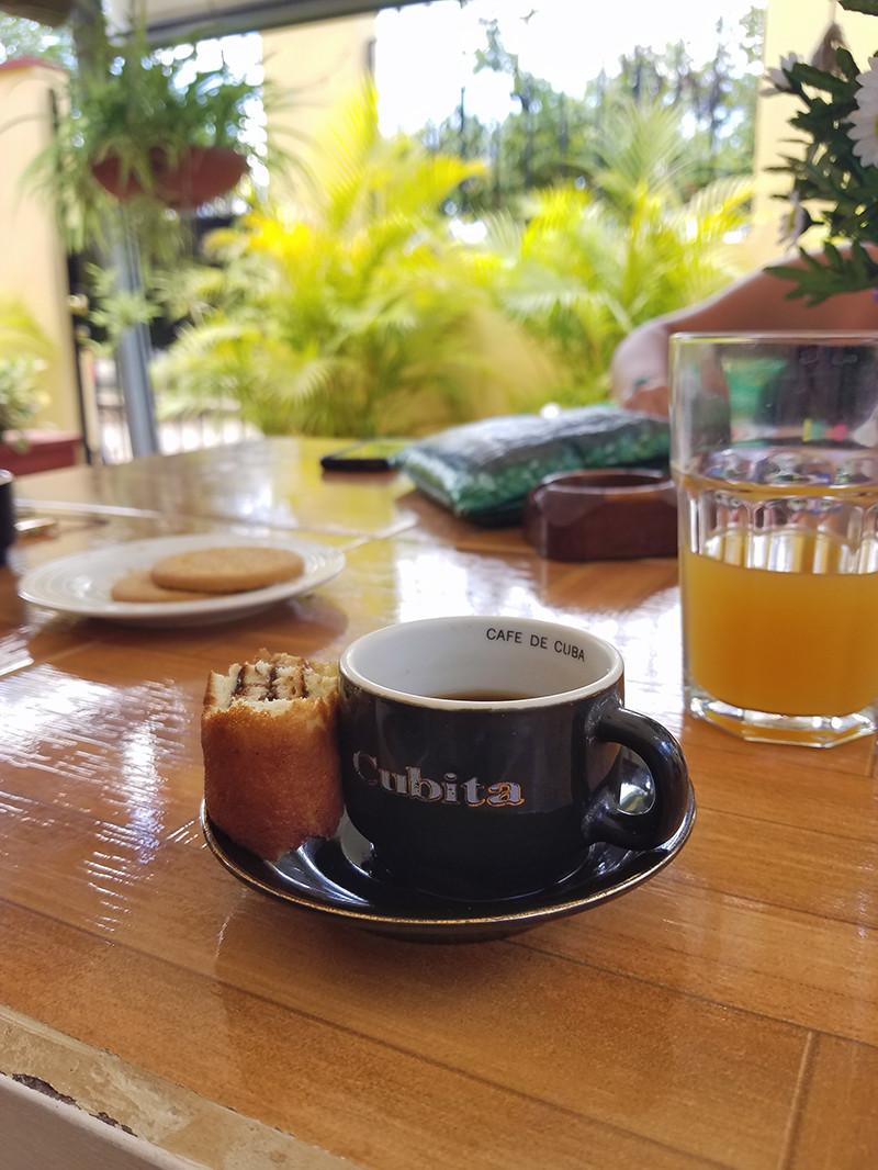 Cafe de Cuba - Meghan Stark