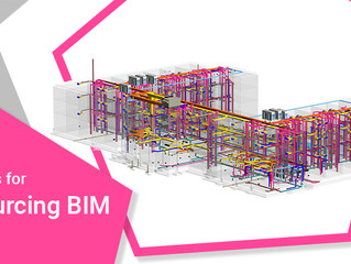 Guidelines for Outsourcing BIM - Key Takeaways for AEC Professionals