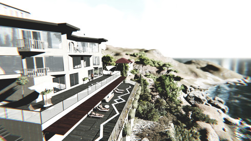 BELLACH'S RESIDENCE