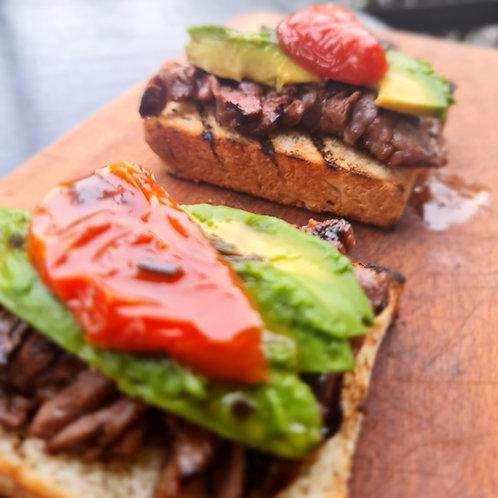"Chefs Fusion ""Tatake"" Sandwich"