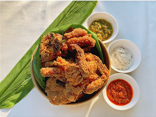 KFC (Kebaya Fried Chicken)
