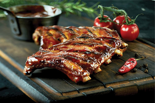 Slow Roasted Tender Iberico Pork Ribs @1kg