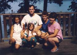Family with Yolanda-N Carolina1992