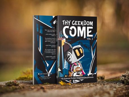 Exclusive Sneak Peek: Thy Geekdom Come Vol. 2