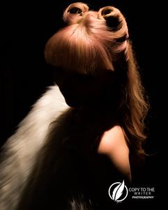 Evie Ivory Promo Shoot