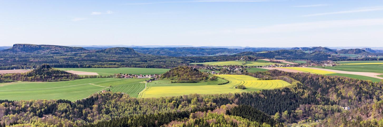 Großer Winterberg Ausblick