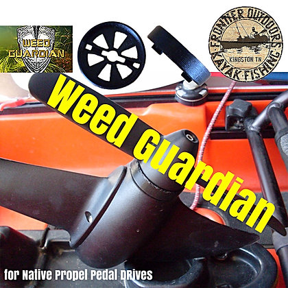 Propel Weed Guardian for Native Pedal Kayaks