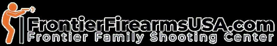 Frontier Firearms Logo