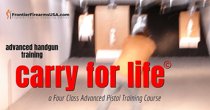 Carry For Life Course Series