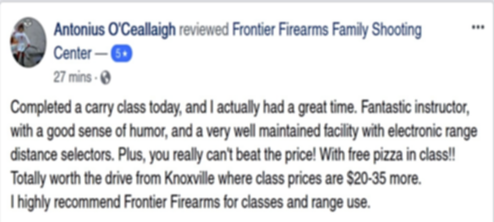 Frontier customers are happy customers