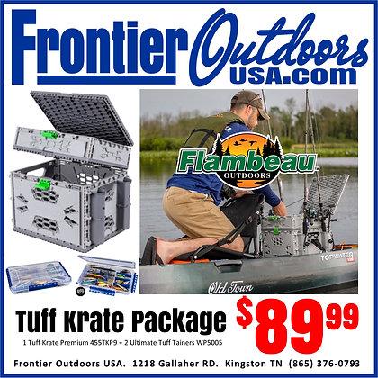 Tuff Krate Premium Package