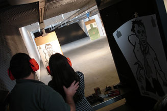 Great shooting fun at Frontier Firearms near Knoxville TN