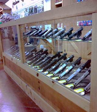 Frontier Firearms   Best Gun Prices   Carry Permits   Kingston
