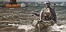 Old Town iCast 2016 Best Boat available at Frontier Outdoors | Firearms