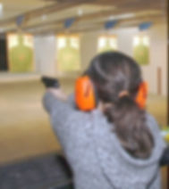 Turning Moving Targets at Frontier Firearrms