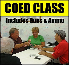 take your concealed carry permit class at Frontier Firearms near Knoxville TN in Kingston
