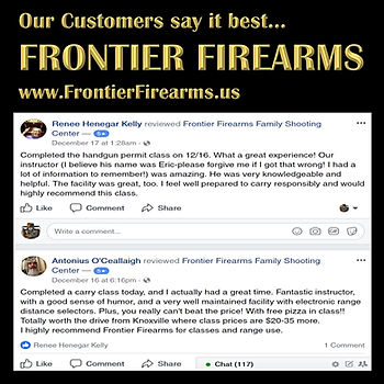 More happy Frontier customers