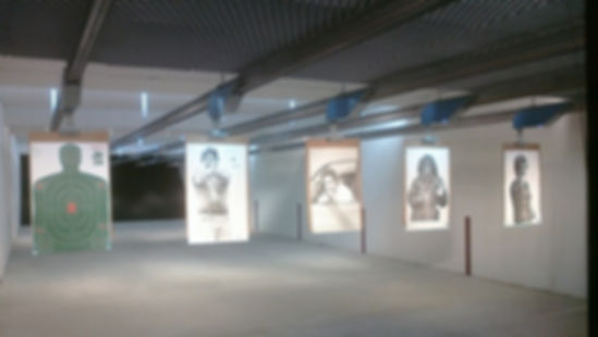 Frontier Firearms has two indoor ranges