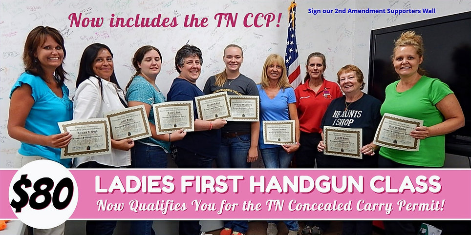 Ladies First Class withCCP