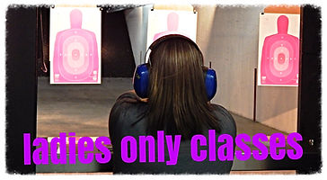 LADIES FIRST HANDGUN CLASS  It may be a dog eat dog world, but after taking this class you'll be better equipped to avoid being eaten!  There is no need to be afraid of handguns and this course will teach you why.  In Kingston near Knoxville, TN.