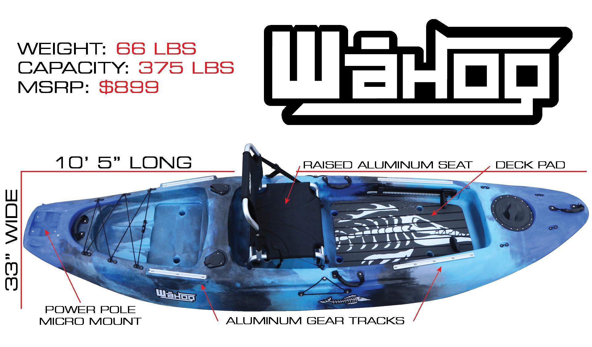 Wahoo 10.5