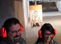 Smile guaranteed at Frontier Firearms