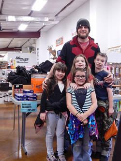 Glock Day Frontier Firearms 2015 Shooting family.jpg